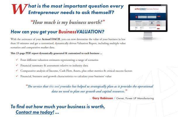 Customer Business Valuation Report